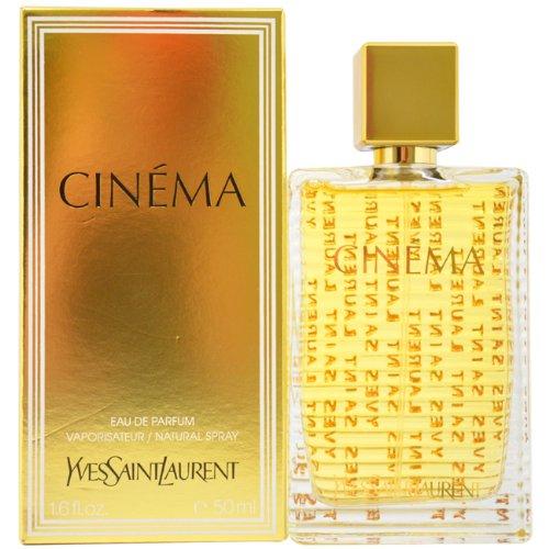 Yves Saint Laurent Cinema Eau De Parfum Spray for Women, 1.6 Ounce