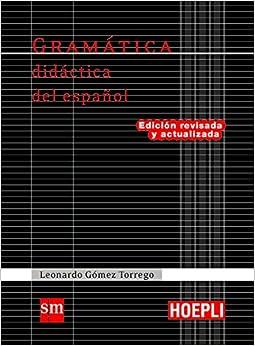 Como Descargar Bittorrent Gramática Didáctica Del Español - Hoepli 17 Formato PDF Kindle