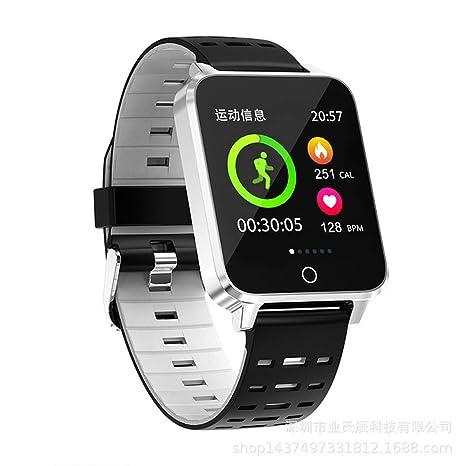 Amazon.com: QUARKJK Smartwatch Pulsera Inteligente de ...