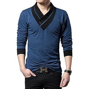 EYEBOGLER Regular Fit Men's Cotton T-Shirt (T1)