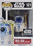 Star Wars Smuggler's Bounty Exclusive R2-D2 on Jabba's Skiff Funko Pop #121