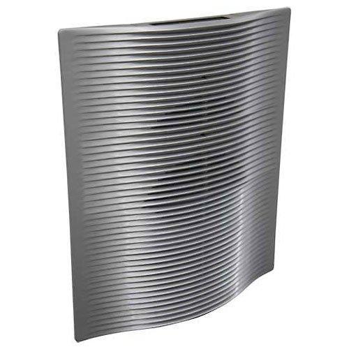 Berko SmartSeries Architectural Digital Wall Heater, 120V, 1800W, Aluminum