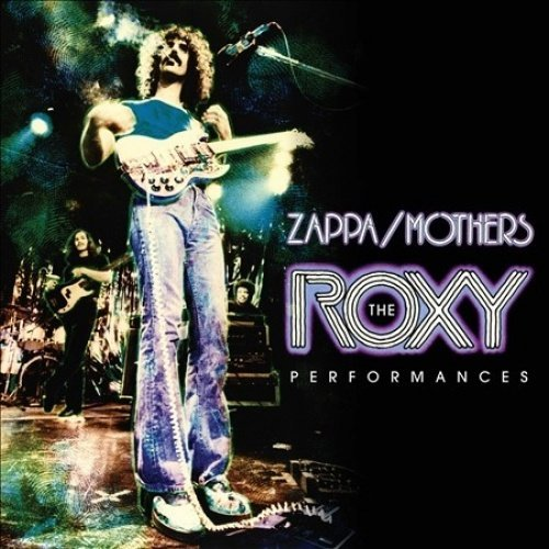 ZAPPA, FRANK – THE ROXY PERFORMANCES 7 Discs