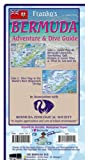 Bermuda Adventure & Dive Guide Franko Maps Waterproof Map