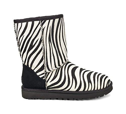 Ugg Zebra 2018 Korte Eksotisk Klassiske Stiefel rwqXrC