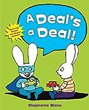 A Deal's a Deal!, Stephanie Blake, 0375869018