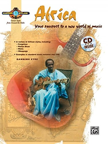- Africa: Your Passport to a New World of Music (Book & Audio CD)