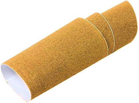 Grip Tape Sand Papier Skateboard Skate Skating Roller Aufkleber Longboarding rycnet, gelb