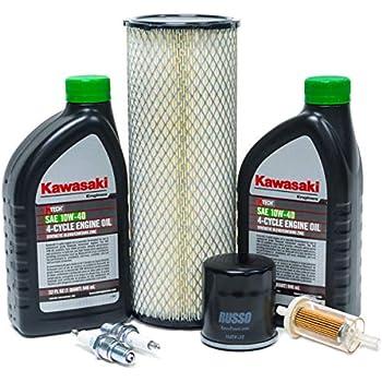 Tune Up Maintenance Kit for Kawasaki FX751V FX801V FX850V Engines 99969-6262A
