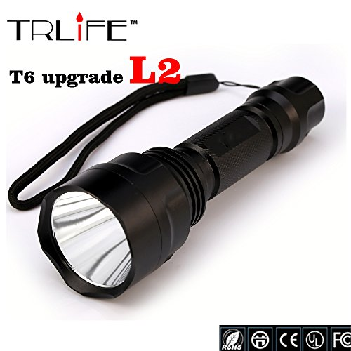 Lantern C8 CREE Led Flashlight 6000 Lumens lanterna Led CREE XM L2 Torch Light Camping Flash Light lampe torche
