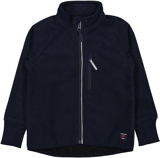 2-6YRS Pyret Wind Fleece Jacket Polarn O