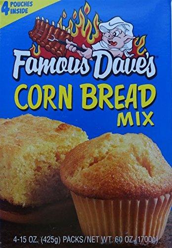Price comparison product image Famous Dave's Corn Bread Mix