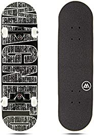 """Magneto Kids Complete Skateboard 