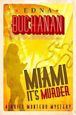 book cover of Miami, It\'s Murder