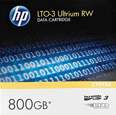 HP HEWC7971A LTO Ultrium 1 Tape Cartridge from hp