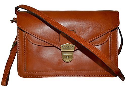 Patricia Nash Cassano Crossbody Wristlet Organizer Handbag Purse Tan by Patricia Nash