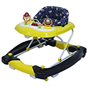 Big Oshi 2 In 1 Walker Rocker, Navy/White