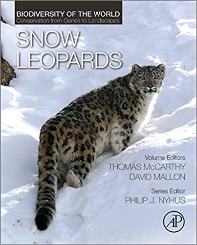 what is being done to save snow leopards