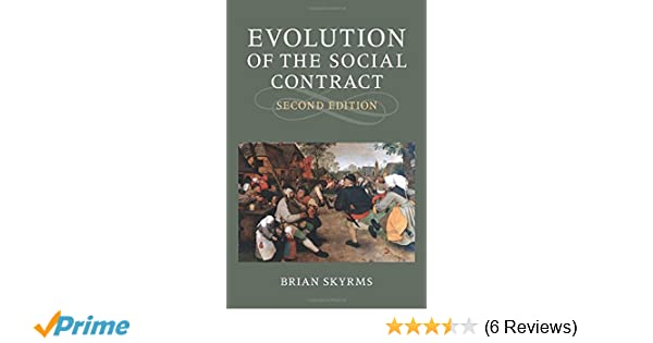 evolution of the social contract brian skyrms