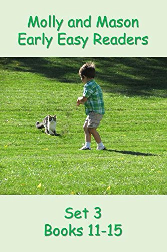 Molly and Mason Early Easy Readers Set 3 Books 11-15 -