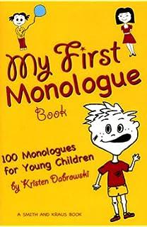 Do you know a good monologue book?