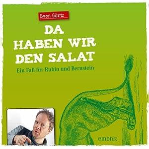 Da haben wir den Salat (Rubin und Bernstein 2) Hörbuch