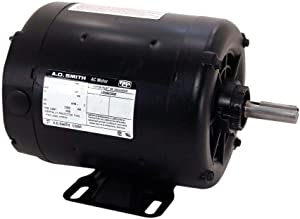 Century AO Smith H526 3-Phase Rigid Motor, 1 HP, 1140 RPM, 200-230, 460V, 56