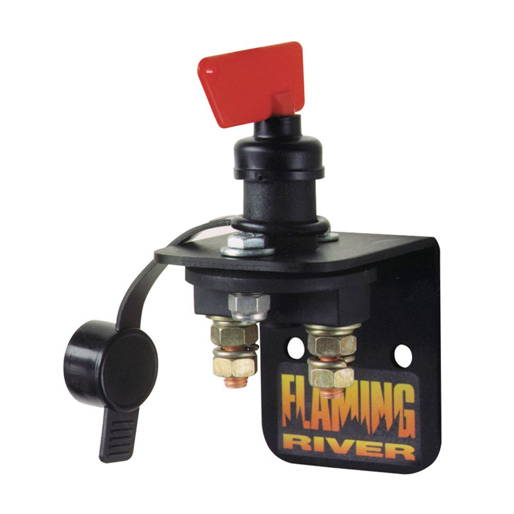 Flaming River FR1002 The Little Battery Disconnect Switch