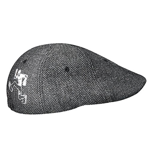 WWE Sami Zayn Let's Go Flat Cap Gray by WWE Authentic