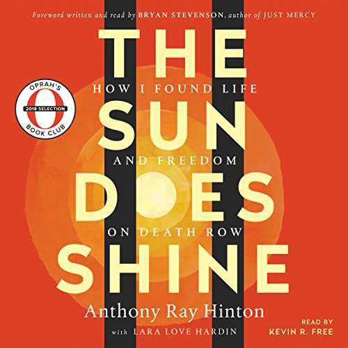 The Sun Does Shine: Oprah's Book Club Summer 2018 Selection cover