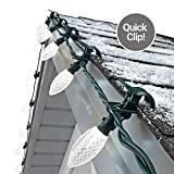 NOMA C9 LED Quick Clip Christmas Lights   Simple