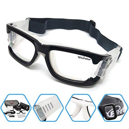 Bertha Outdoors Safety Sports Goggles Protective Glasses For Basketball Football Volleyball Baseball ect 1006 - Eye Basketball For Protection