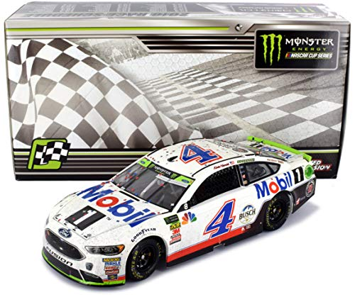 (Lionel Racing Kevin Harvick 2018 Texas Win Raced Version NASCAR Diecast Car 1:24 Scale )