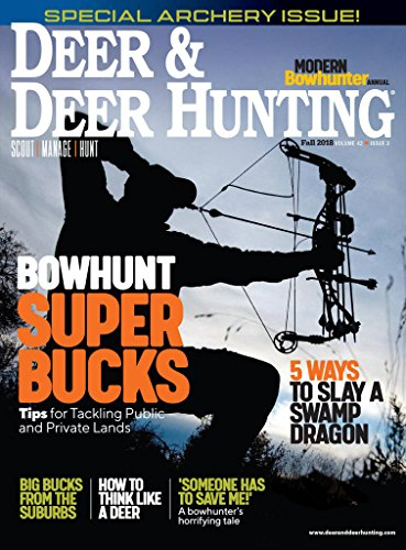 Magazines : Deer and Deer Hunting Magazine