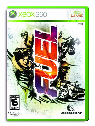 Fuel - Xbox 360 (Best Off Road Games For Xbox 360)