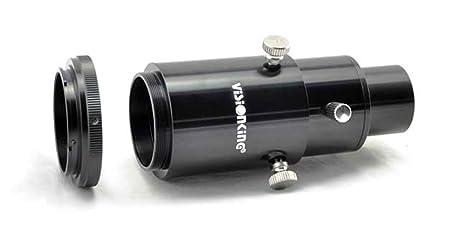 Visionking 1.25inches Variable de adaptador de cámara de ...