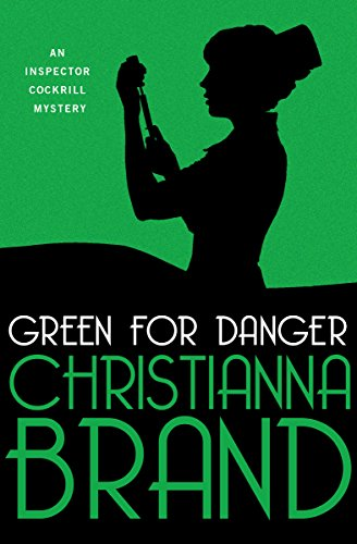 Green for Danger (The Inspector Cockrill Mysteries Book 2)