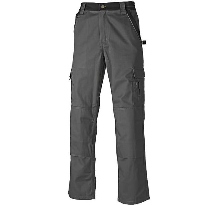 Dickies Workwear Industry 300 IN30030 - Pantalone cargo da lavoro a 6  tasche con ginocchiera 178744485c3