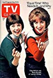 TV Guide May 22-28, 1976 (Cindy Williams and Penny Marshall of Laverne and Shirley; Election '76: Equal Time, Who Needs It and Why; Soap Opera Queens At Lunch, Volume 24, No. 21, Issue #1208)