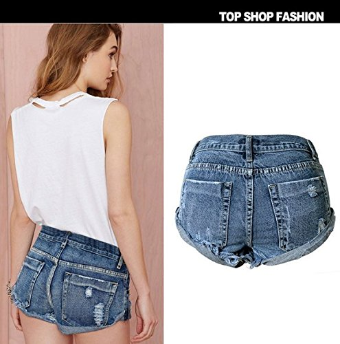 0d944a3f7f free shipping Sexy Women Girls Casual Summer Slim Fit Washed Crimping Denim  Shorts Hot Pants
