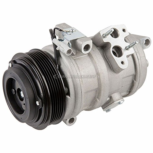 AC Compressor & A/C Clutch For Toyota Sequoia 4Runner Tundra & Lexus GX470 - BuyAutoParts 60-00833NA NEW