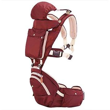 Mochila portabebés para llevar a tu bebe Manos libres - de diseño Ergonómico con Múltiples posiciones