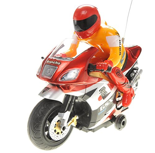 PowerTRC Motorcycle Car Toy Red product image