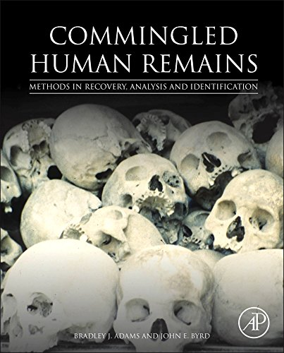 Download Commingled Human Remains: Methods in Recovery, Analysis, and Identification Pdf