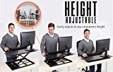 Standing Desk – X-Elite Pro Height Adjustable Desk Converter