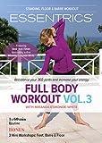 Buy Essentrics Full Body Workout Vol. 3 with Miranda Esmonde-White