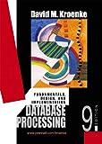 Database Processing, David M. Kroenke, 0574211004