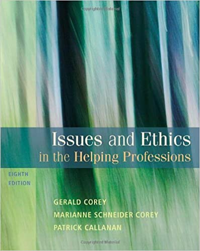 Amazon issues and ethics in the helping professions 8th issues and ethics in the helping professions 8th edition sab 240 substance abuse issues in client service 8th edition fandeluxe Images