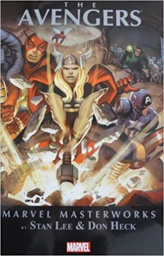 Book The Avengers, Vol. 2 (Marvel Masterworks)
