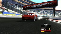 Disney\'s Cars Race O Rama - Sony PSP